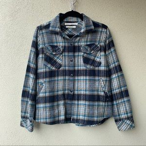 Woolrich Oxbend Bow Classic Flannel Shirt/Shacket